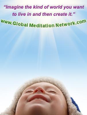 Global Meditation Network Imagine